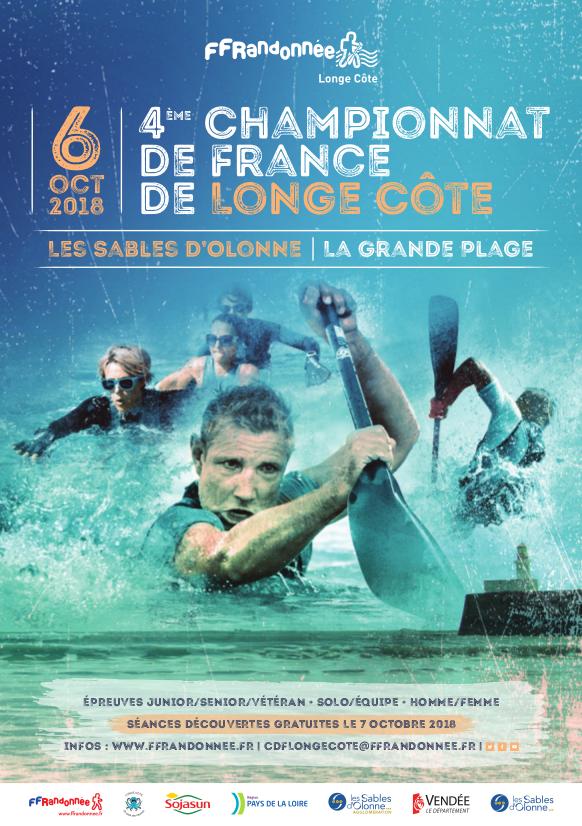 Championnat de france longe cote flyer