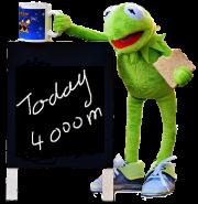 Kermit 4000m