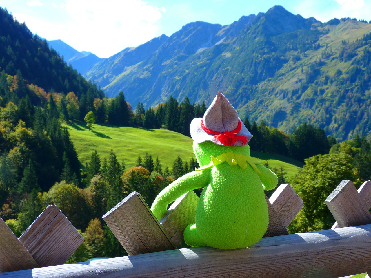 Kermit montagne2