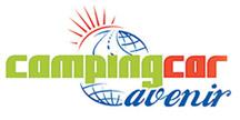 Logo campingcar avenir