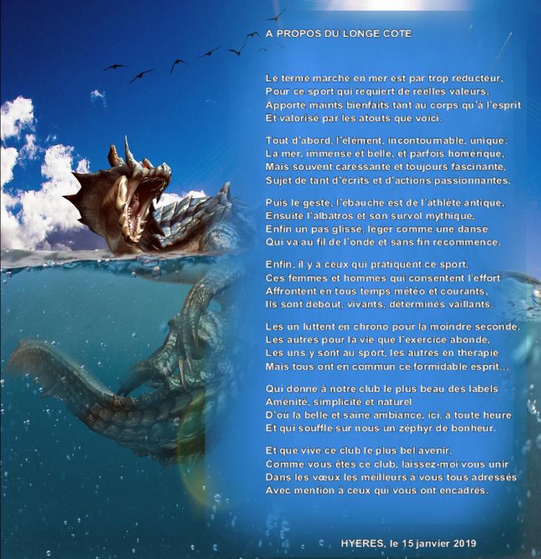 Poesie de la mer